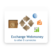 Exchange Webmoney other currency